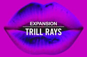 电子音乐人声音效素材Native Instruments Expansion Trill Rays WiN