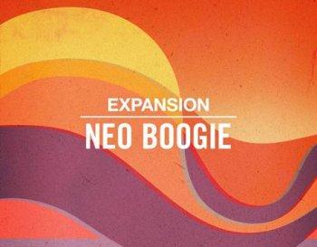 经典电子funk音效素材Native Instruments – Neo Boogie ISO