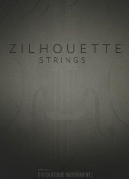 弦乐音源Cinematique Instruments Zilhouette Strings KONTAKT