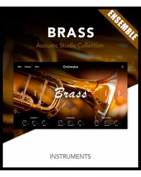 超级逼真的铜管音源Muze Brass Ensemble KONTAKT