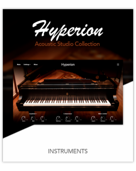 经典施坦威钢琴音源Muze PA Hyperion KONTAKT
