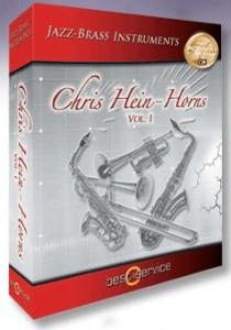 爵士乐铜管音色Best Service Chris Hein Horns Vol.4 KONTAKT音源