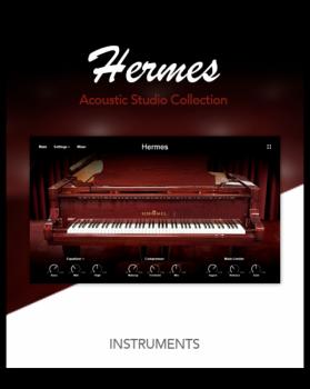 钢琴音源Muze PA Hermes KONTAKT