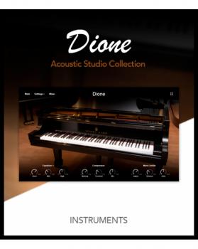 钢琴音源Muze PA Dione KONTAKT