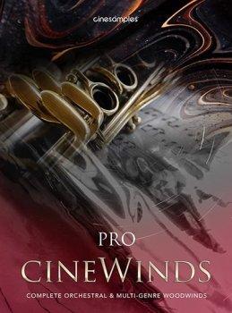 管弦乐音源Cinesamples CineWinds Pro v1.4 KONTAKT