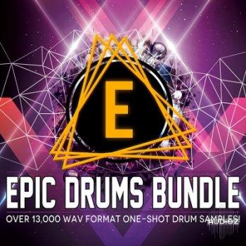 鼓音源样本包Electronisounds – Epic Drums Bundle