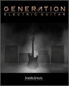 电吉他音源Indiginus Generation Electric Guitar KONTAKT