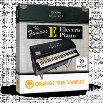 电钢琴音源Orange Tree Samples The Famous E Electric Piano KONTAKT