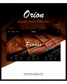 经典雅马哈 CFX 钢琴音源Muze PA Orion KONTAKT