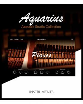 经典三角钢琴音源Muze PA Aquarius KONTAKT