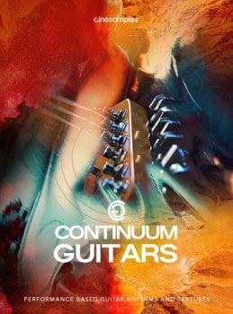 吉他音源Cinesamples Continuum Guitars KONTAKT