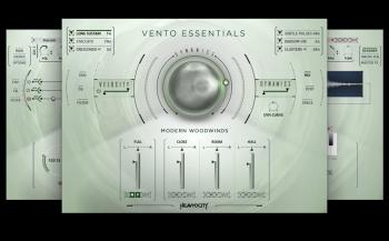 木管音源Heavyocity VENTO Essentials KONTAKT