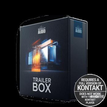 影视配乐音源Wavelet Audio Trailer Box KONTAKT