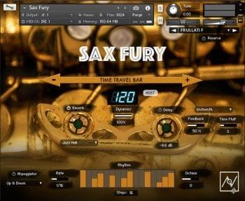 萨克斯音源Have Instruments Sax Fury KONTAKT
