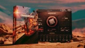 鼓音源Have Instruments OMNIDRUMS KONTAKT