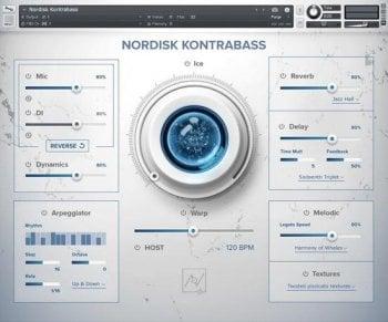 影视配乐贝斯音源Have Instruments NORDISK KONTRABASS KONTAKT
