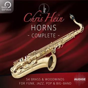 萨克斯音源Chris Hein Horns Pro Complete KONTAKT