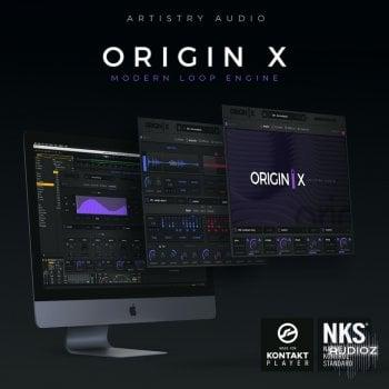 音乐制作循环音色库Artistry Audio Origin X v1.11 KONTAKT