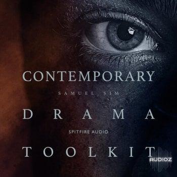 影视配乐音源Spitfire Audio Contemporary Drama Toolkit KONTAKT