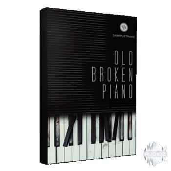 钢琴音源SampleTraxx Old Broken Piano KONTAKT