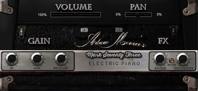 电钢琴音源Adam Monroe Music Mark 73 Electric Piano v1.3 (KONTAKT VST AU AAX) [WiN OSX]
