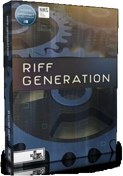 声音合成器音源In Session Audio Riff Generation KONTAKT