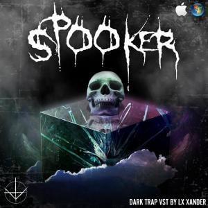 嘻哈音色Ghostcraft Spooker Retail Win/Mac