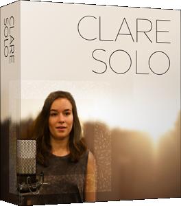 人声音色库Ivy Audio Clare Solo v2 KONTAKT