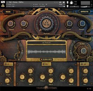 吉他音源Audio Imperia Trailer Guitars 2 v1.0 KONTAKT