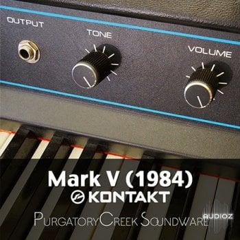 钢琴音源Purgatory Creek Mark V KONTAKT
