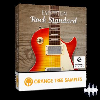 橘子树电吉他音源Orange Tree Samples Evolution Rock Standard KONTAKT