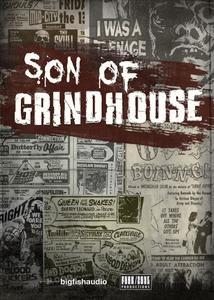 影视配乐音源Big Fish Audio & Funk Soul Productions – Son of Grindhouse KONTAKT