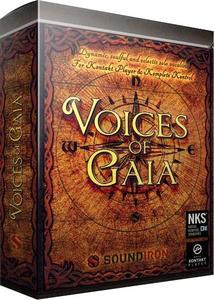 人声音效素材库Soundiron Voices Of Gaia KONTAKT