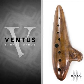 民族乐器陶笛音源Impact Soundworks Ventus Ethnic Winds Ocarinas KONTAKT