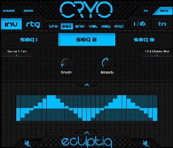 影视配乐音源Ecliptiq Audio Cryo KONTAKT