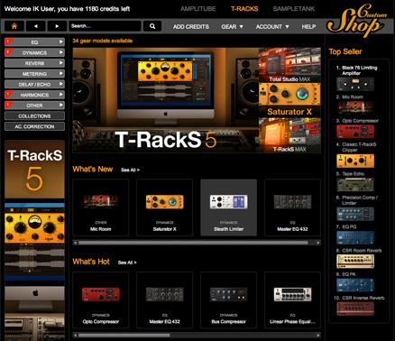 恐龙母带效果器T-Racks各版本整合版(推荐)
