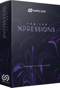 影视配乐音源Sample Logic Trailer Xpressions KONTAKT