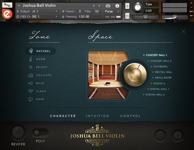 小提琴音源Embertone Joshua Bell Violin KONTAKT