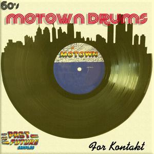 复古鼓音源Gumroad 60's Motown Drums WAV KONTAKT