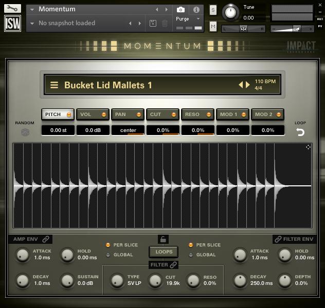 影视配乐音源Impact Soundworks Momentum KONTAKT